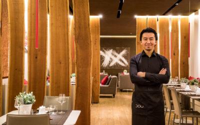 La storia del ristorante DOU di Milano, basata su tre grandi principi