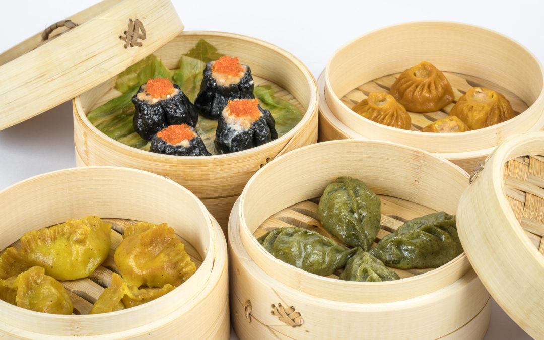 Ravioli cinesi a Milano. Un'ampia varietà proposta dal ristorante DOU.