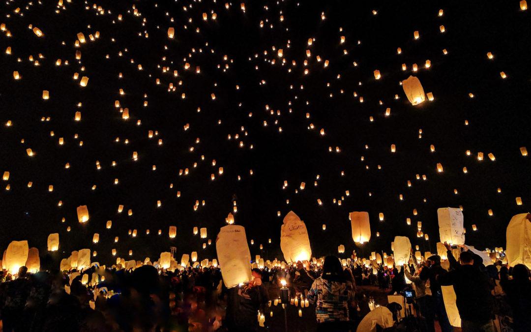 La Festa delle Lanterne, una spettacolare parata del Capodanno Cinese