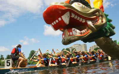 Festa delle barche drago. L'evento e le delizie culinarie per l'occasione.