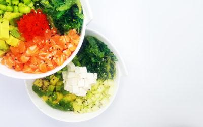 Le straordinarie proprietà dell'alga Wakame nel Business Lunch del DOU