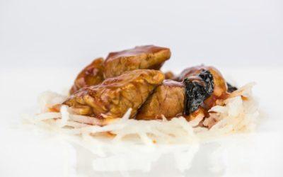 Tre piatti raffinati e pungenti, firmati DOU, con salsa Sambal Oelek