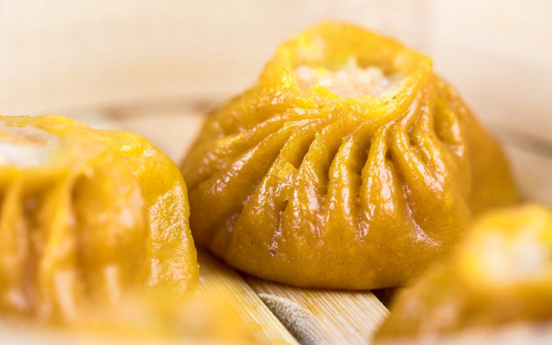 Xiaolongbao, i ravioli di Shanghai firmati DOU, disponibili in quattro varietà