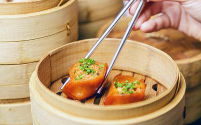 Il frutto dell'arte di rivisitare la cucina asiatica nella varietà dei ravioli firmati DOU