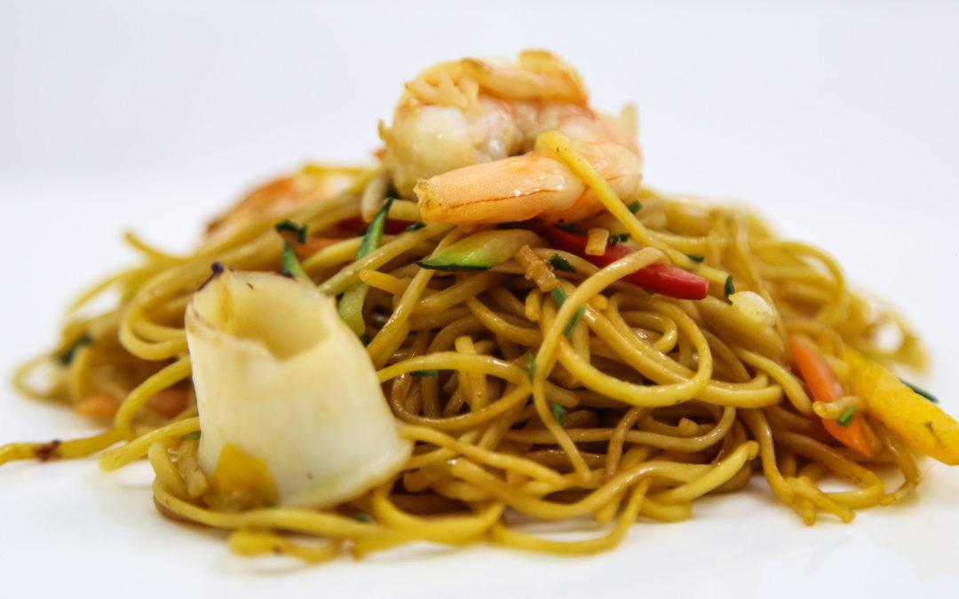 L'ampia varietà dei Noodles, un simbolo della cucina orientale, amata in tutto il mondo