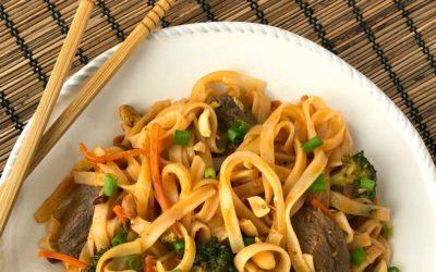 Pad Thai, gusto e semplicità a tavola o per strada